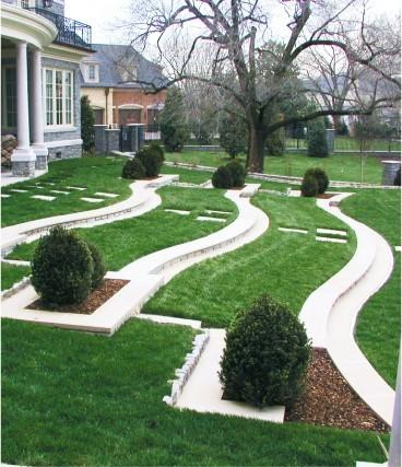 Landscaping & interior design London